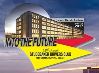 studebaker drivers club international meet 2018
